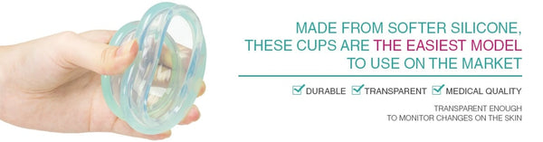 Silicone Cupping Sets