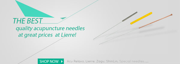 buy best acupuncture needles in canada at lierre.ca