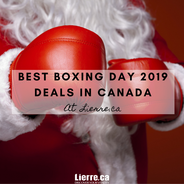 Best Boxing Day deals 2019 in Canada - Lierre.ca