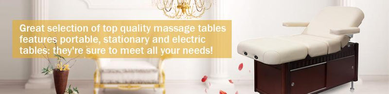 Cut costs when buying massage tables and supplies - Lierre.ca