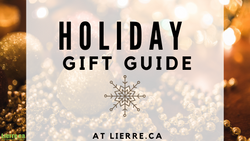 shop holiday gift idea in canada at lierre.ca