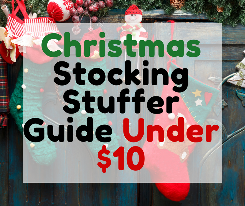Ultimate Christmas Stocking Stuffer Guide Under $10