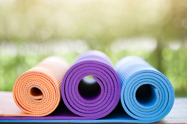 What Are Yoga Mat Material Differences