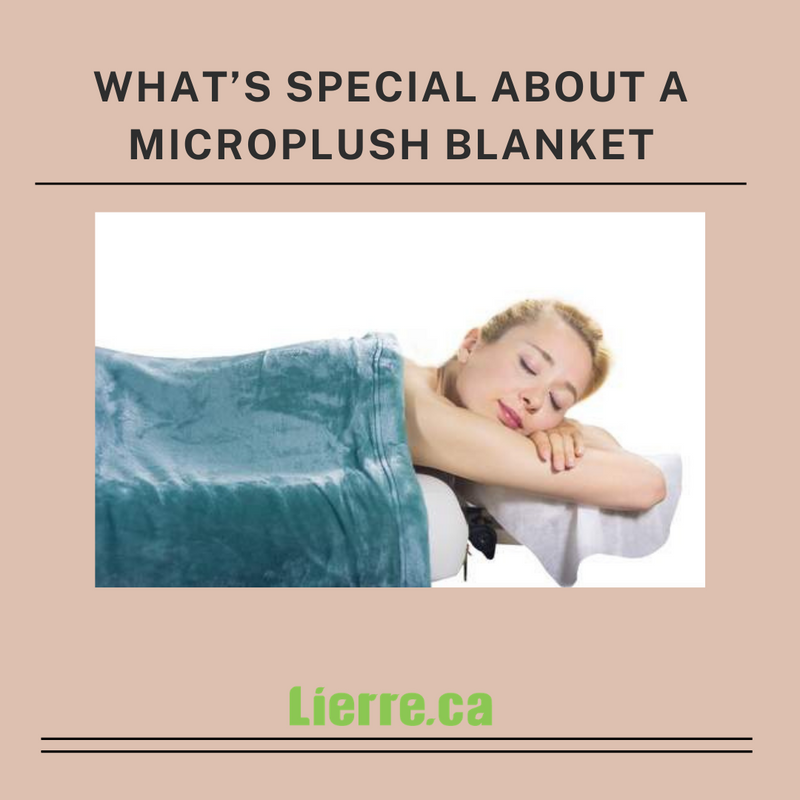 What's Special About A Microplush Blanket