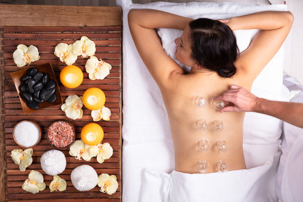 All the Things You Need to Know About Cupping Massage