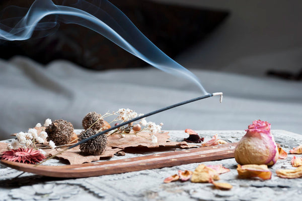 The Benefits of Burning Incense