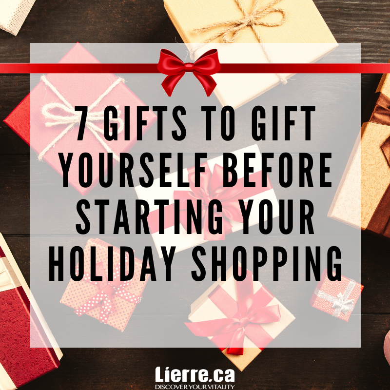 Perfect gift ideas for the holidays/Christmas from Lierre.ca Canada