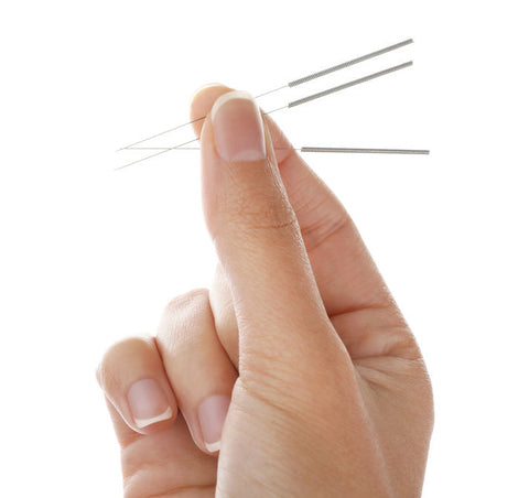 Acupuncture needles and supplies from Lierre Canada