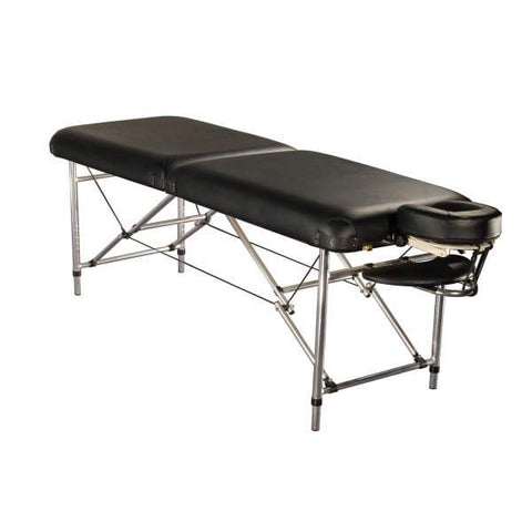 Aluminum massage table from Lierre.ca - Black Friday/Cyber Monday deals