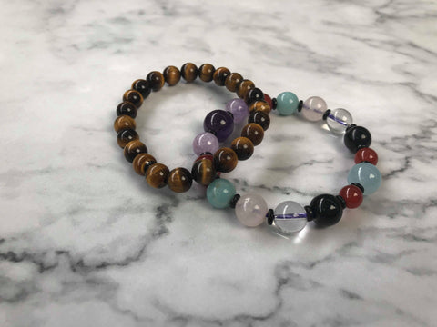Thera Crystals™ healing bracelet gift set for Christmas gift ideas 2019 - Lierre.ca Canada