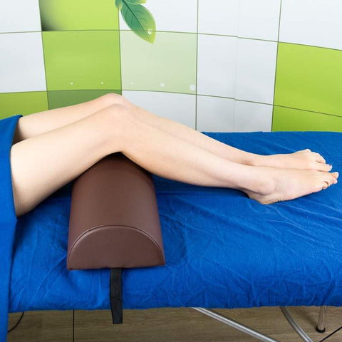 "Half Round Bolster 9"" X4.5""X 25"" for massage therapy in Canada from Lierre.ca"