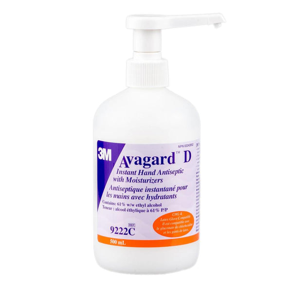 3M Avagard Hand Antiseptic with Moisturizer