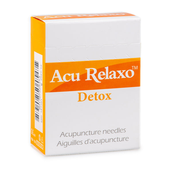 Acu Relaxo™ Detox Acupuncture Needles 200 / box