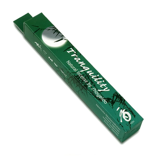 Tranquility Natural Incense with Disposable Holder