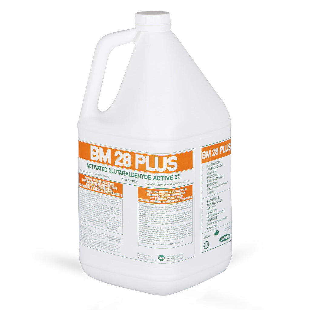 BM28 Plus - Activated Glutaraldehyde 2%