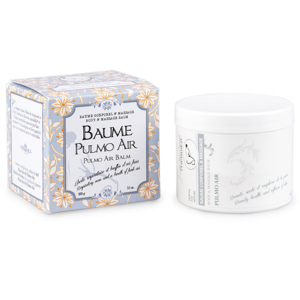 L'herbier Body Massage Balm-Pulmo Air Balm | Lierre.ca