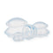 Clear Silicone Cupping Set 4 cups | Lierre.ca