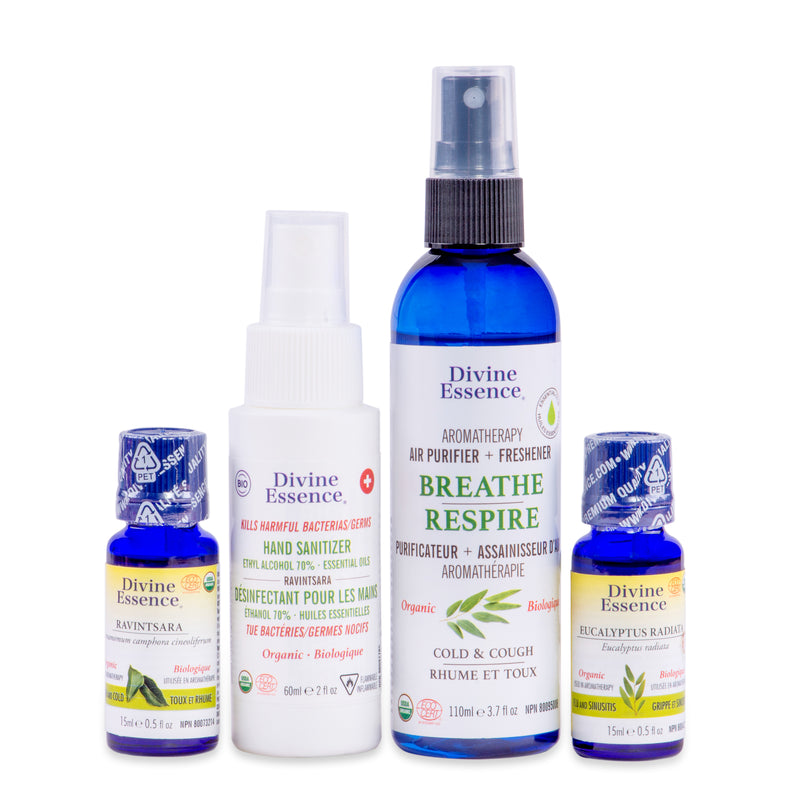 Divine Essence Respiratory Infections Kit