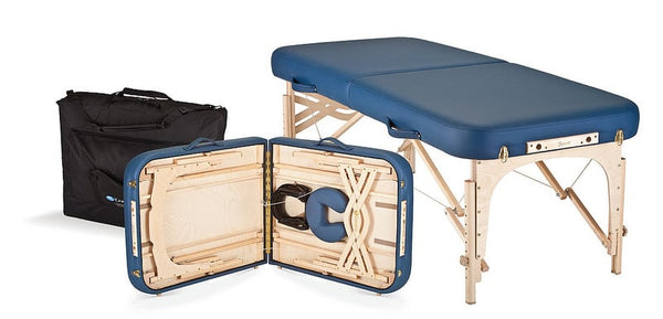 Earthlite Spirit Package  30'' Portable Massage Table