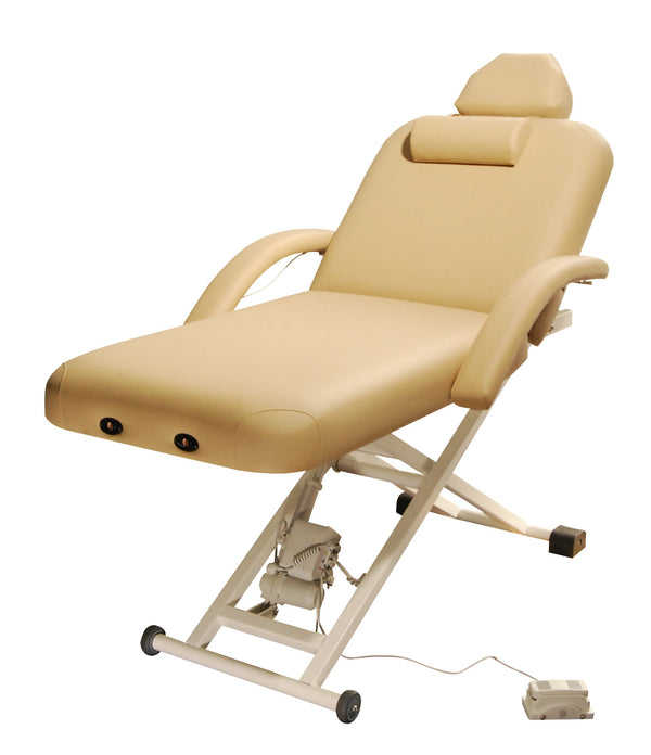 Electric Lift Tilt Massage Table with Height Control