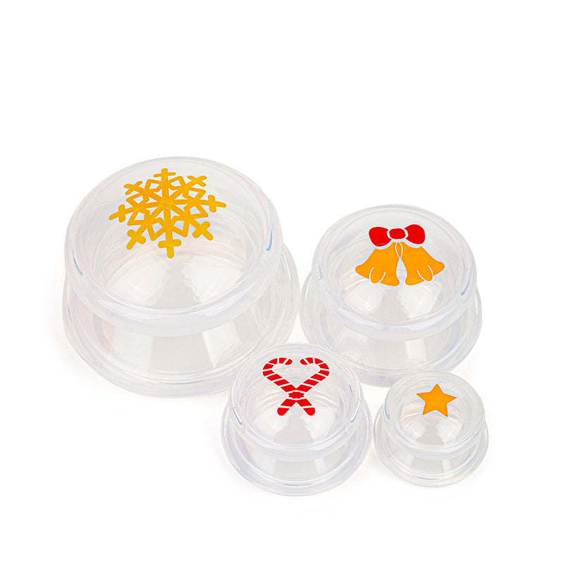 Holiday Limited Edition Clear Silicone Cupping Sets | Lierre.ca