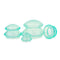 Jade Soft® Silicone Cupping Set 4 cups