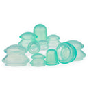 Jade Soft® Silicone Cupping Set 10 Cups