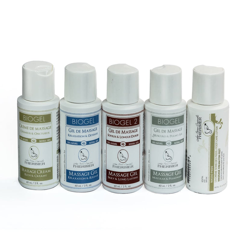 Biogel Massage Gels Variety Pack