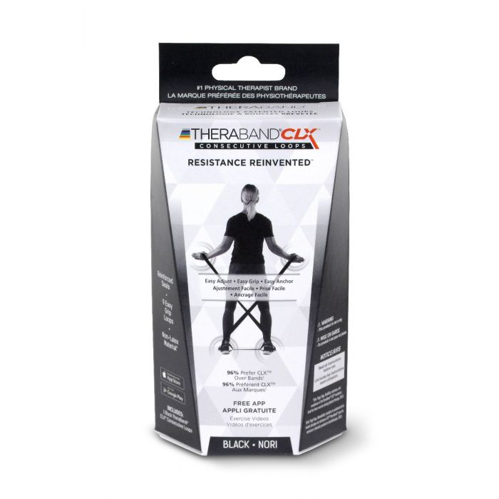 TheraBand CLX - Resistance Band with Consecutive Loops