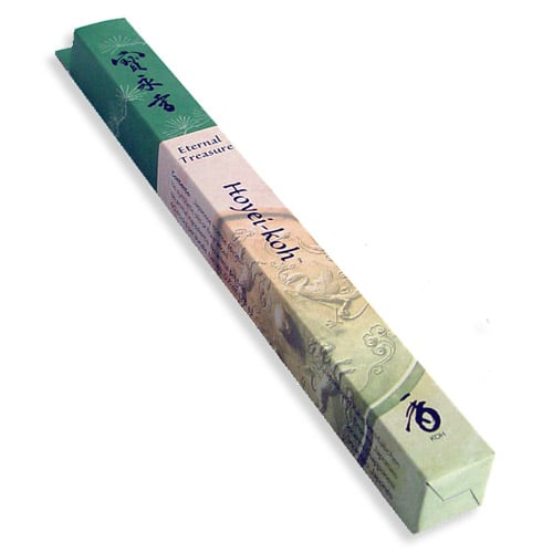 Eternal Treasure Natural Incense by Shoyeido