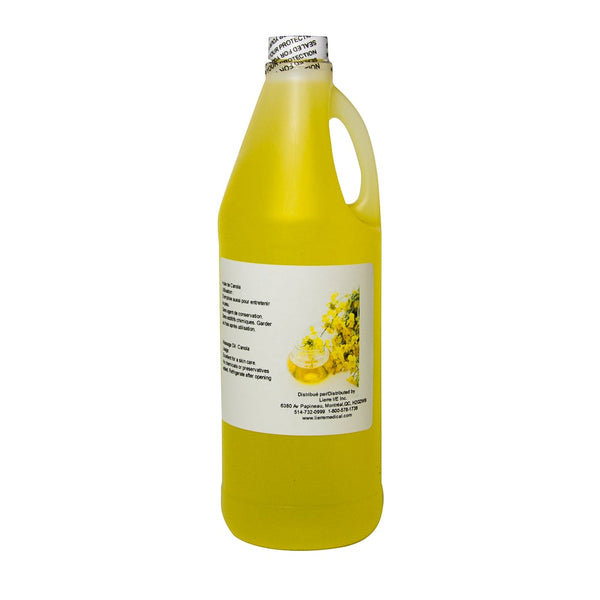 Canola Massage Oil