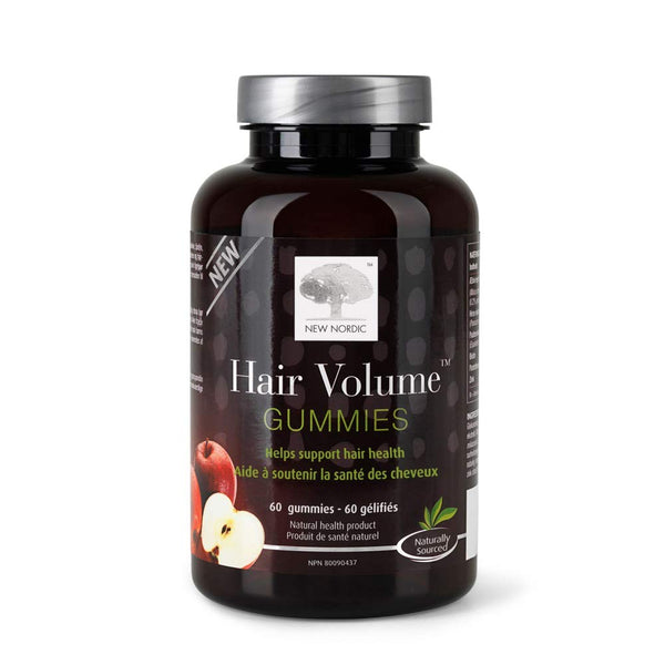 New Nordic Hair Volume Gummies | Lierre.ca