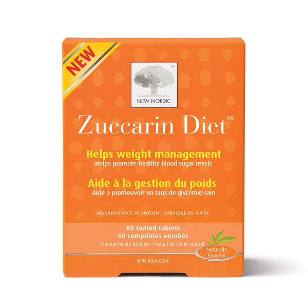 New Nordic Zuccarin Diet Tablets | Lierre.ca