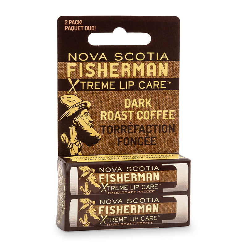 Nova Scotia Fisherman Dark Roast Coffee Balm 2 pcs