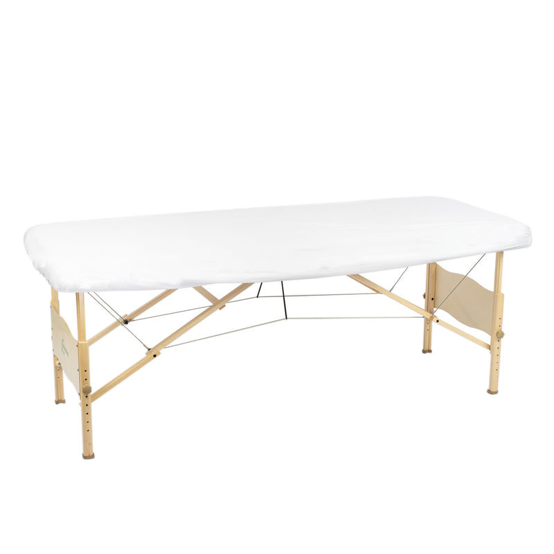 Percale Fitted Table Cover