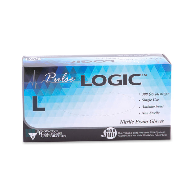 Plus Logic Nitrile Exam Gloves 300pcs