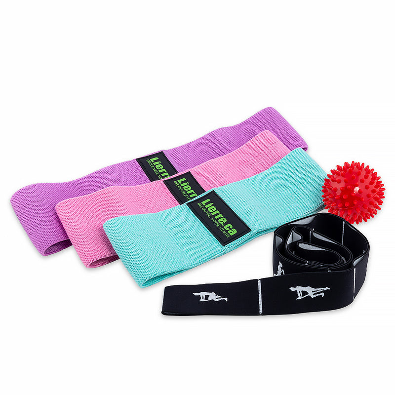 Lierre Resistance Band Gift Set