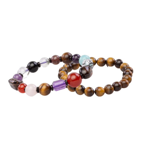 Thera Crystals™ healing bracelet Set