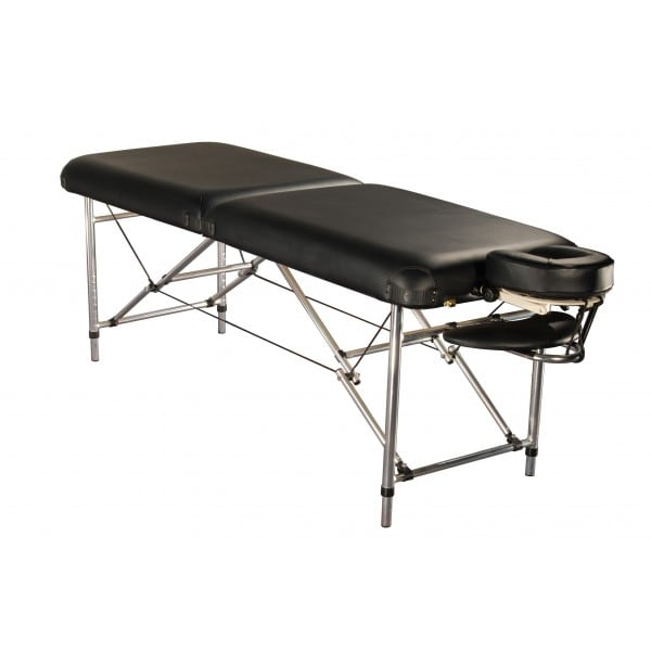 Table de massage portable légère en aluminium 26
