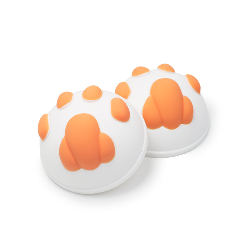Paw Pattern Silicone Cupping Set