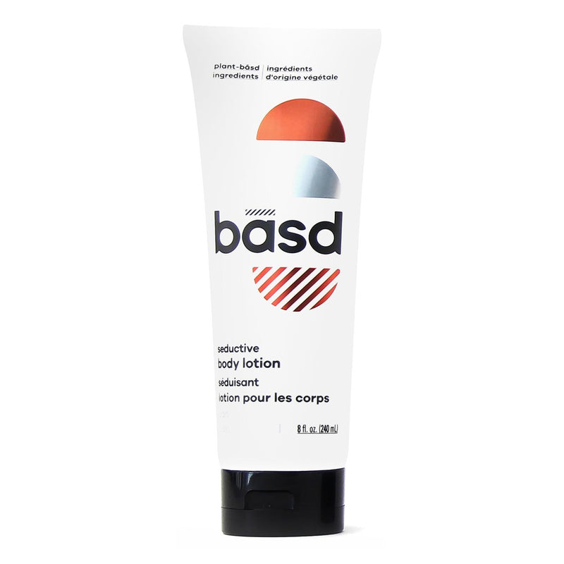 Basd body lotion with seductive sandalwood