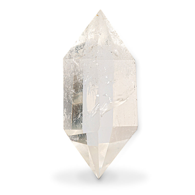 Clear Quartz Crystal Point for Acupressure