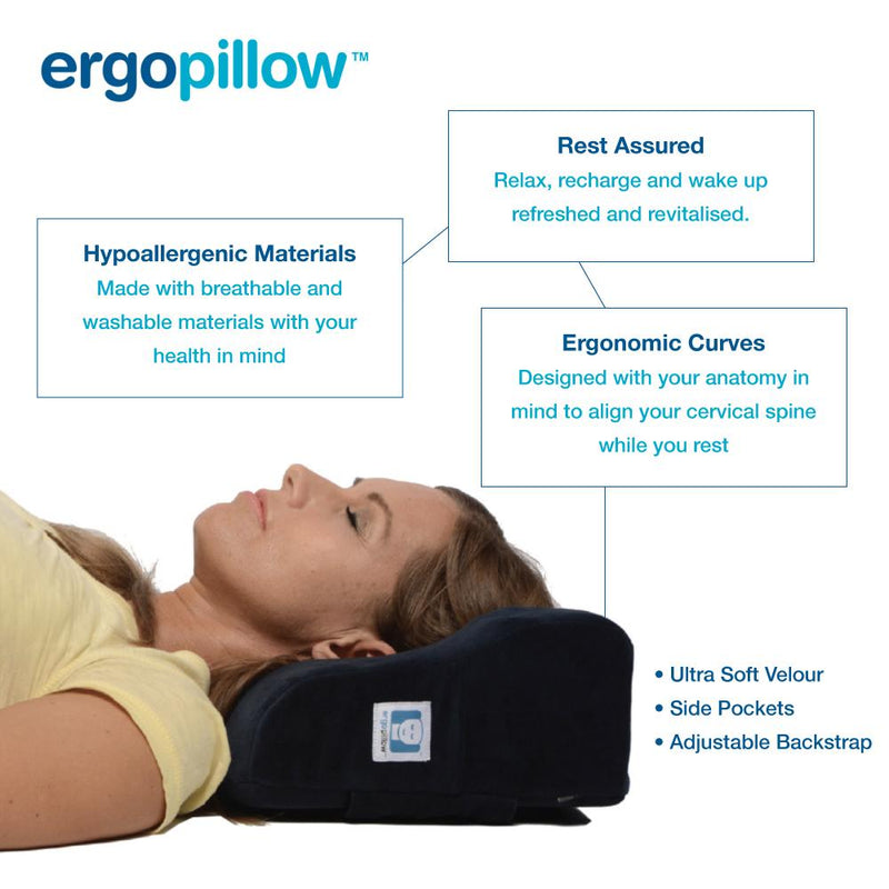 Ergonomic Support For Your Cervical Spine & Head | Lierre.ca
