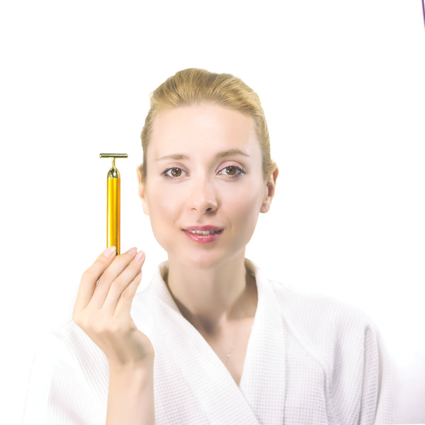 Beauty Bar 24K for Face Massage