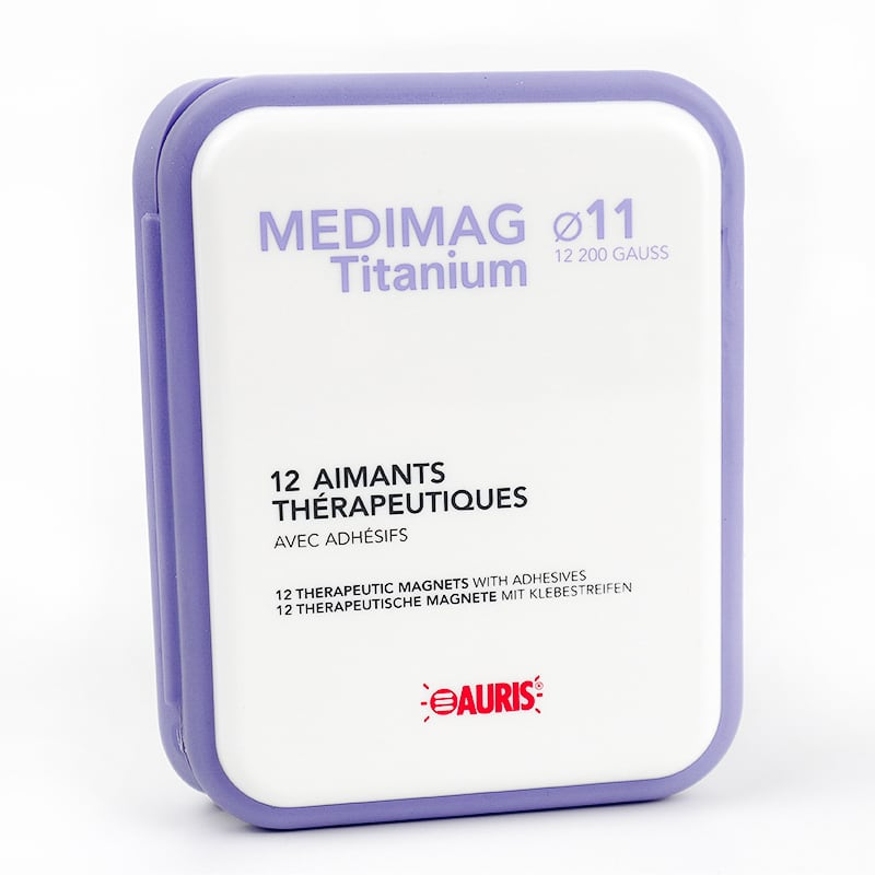 Therapeutic Magnets with Adhesives 11 mm
