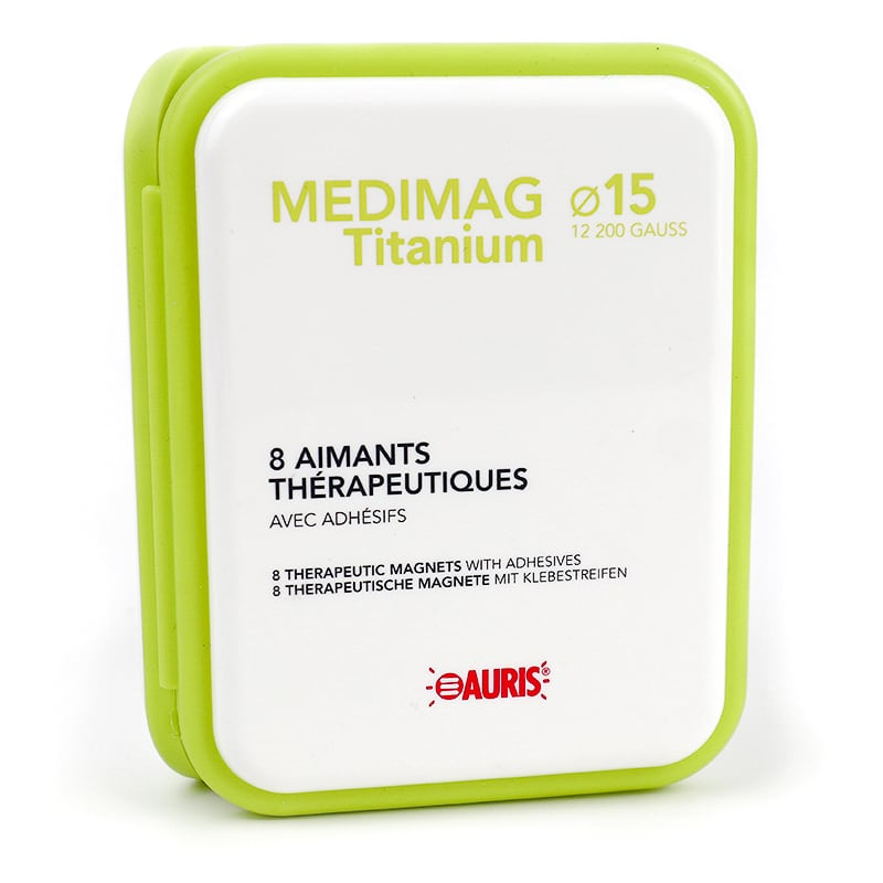 Therapeutic Magnets with Adhesives 15 mm