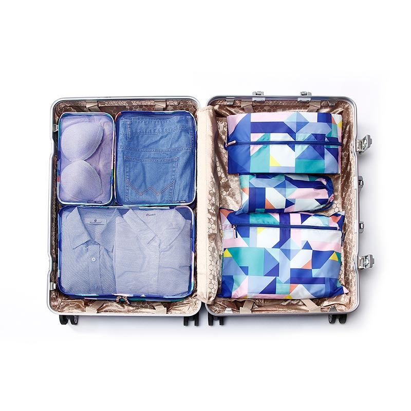 Travel Packing Cubes Luggage Organizer