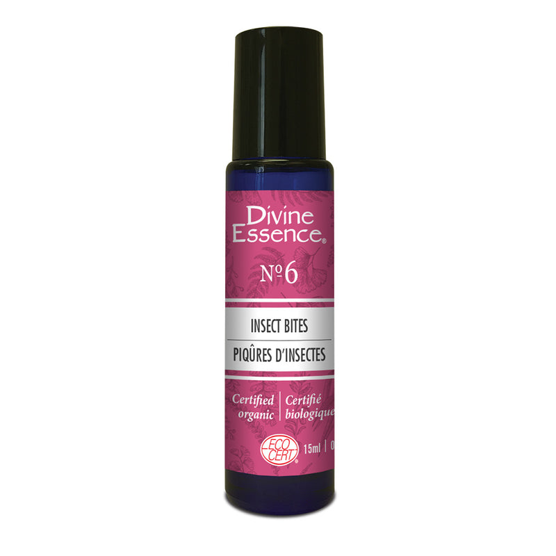 Remedy N.6 Insect Bites Organic, Divine Essence