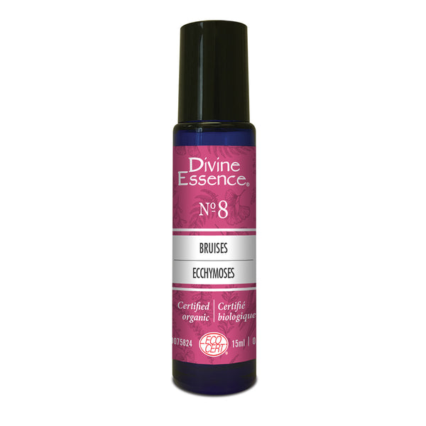 Remedy N.8 Bruises Organic, Divine Essence