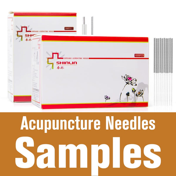 Acupuncture Needles Samples